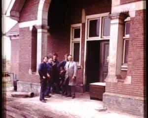 Der Vero-Fabrik in den 60er Jahren