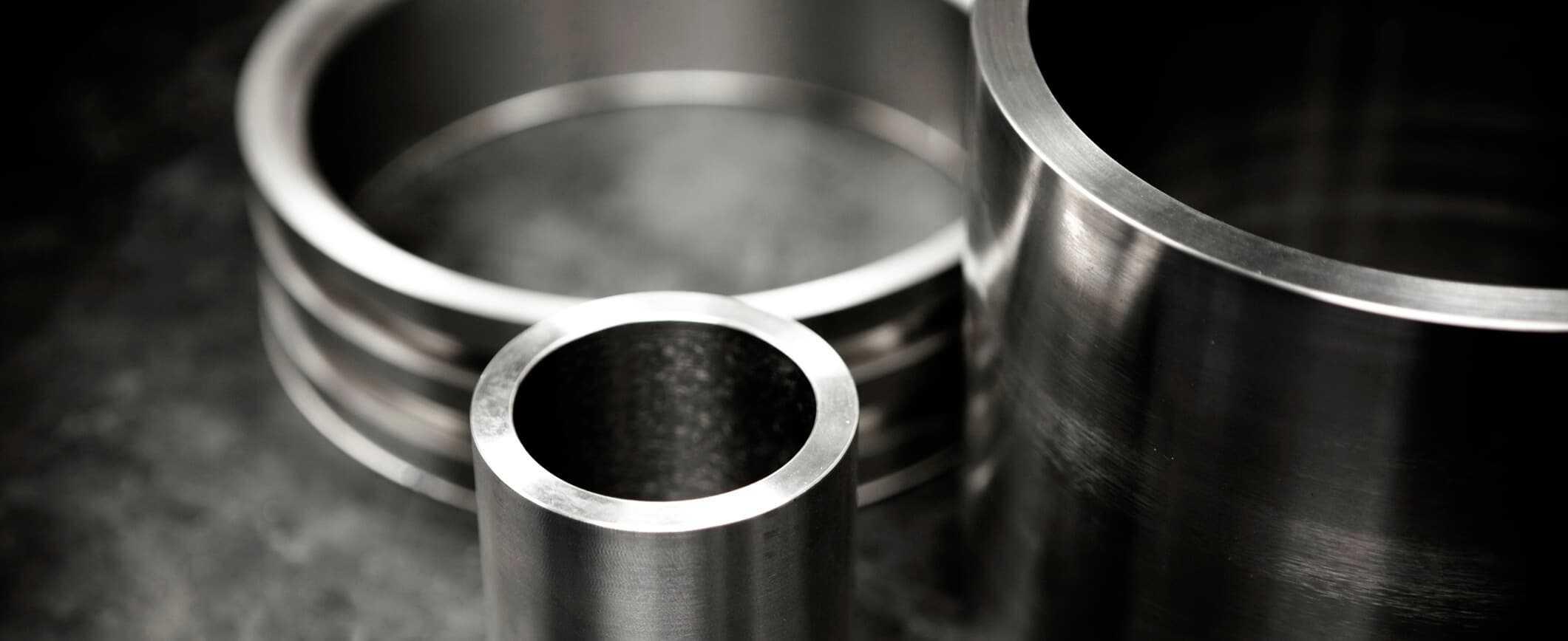 Materialien für Kolbenringe